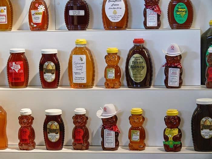 العسل المبستر للحامل