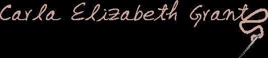 Carla Elizabeth Grant
