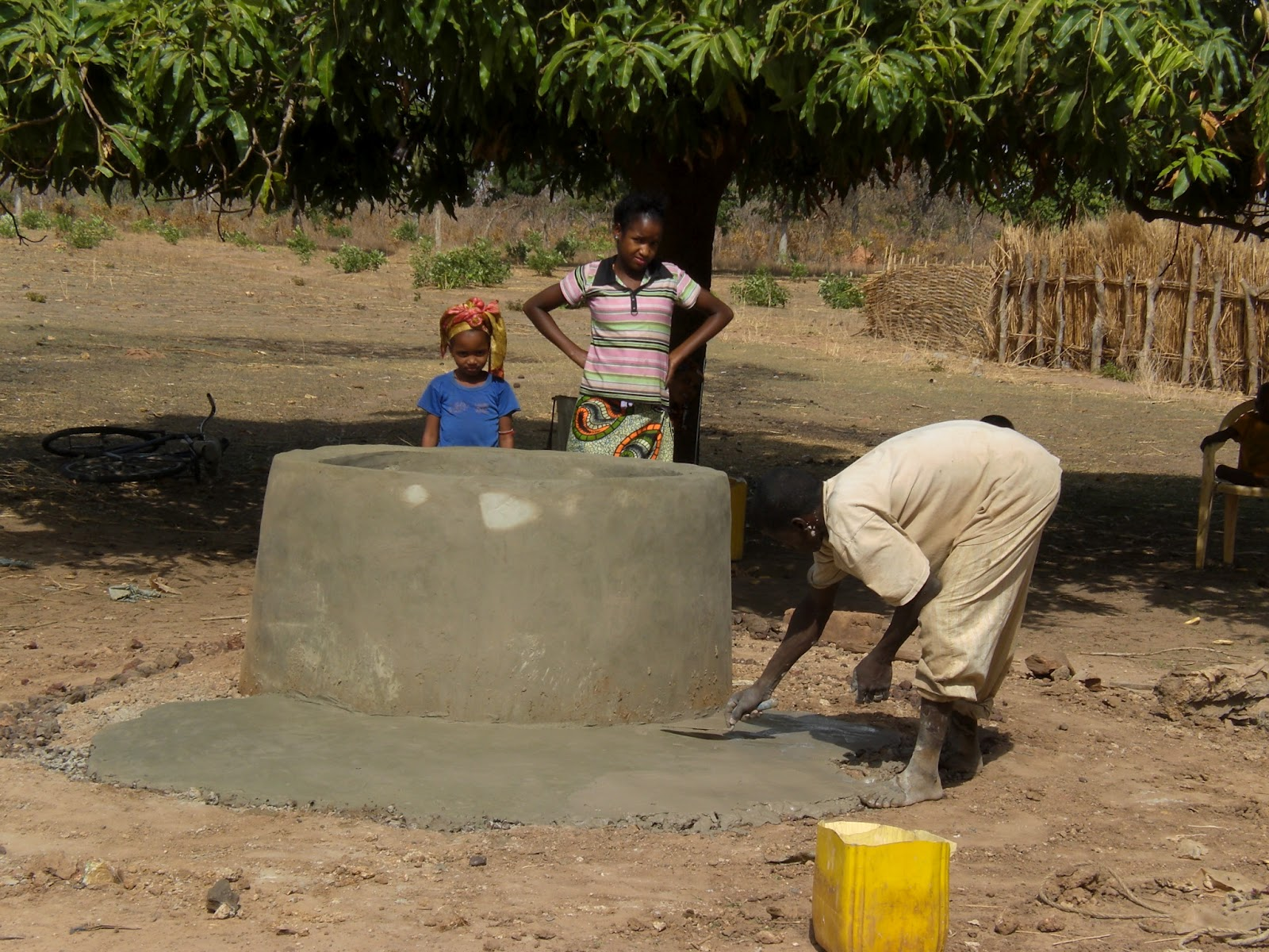 How to Fix a Well | Sharon\'s Senegal Adventure