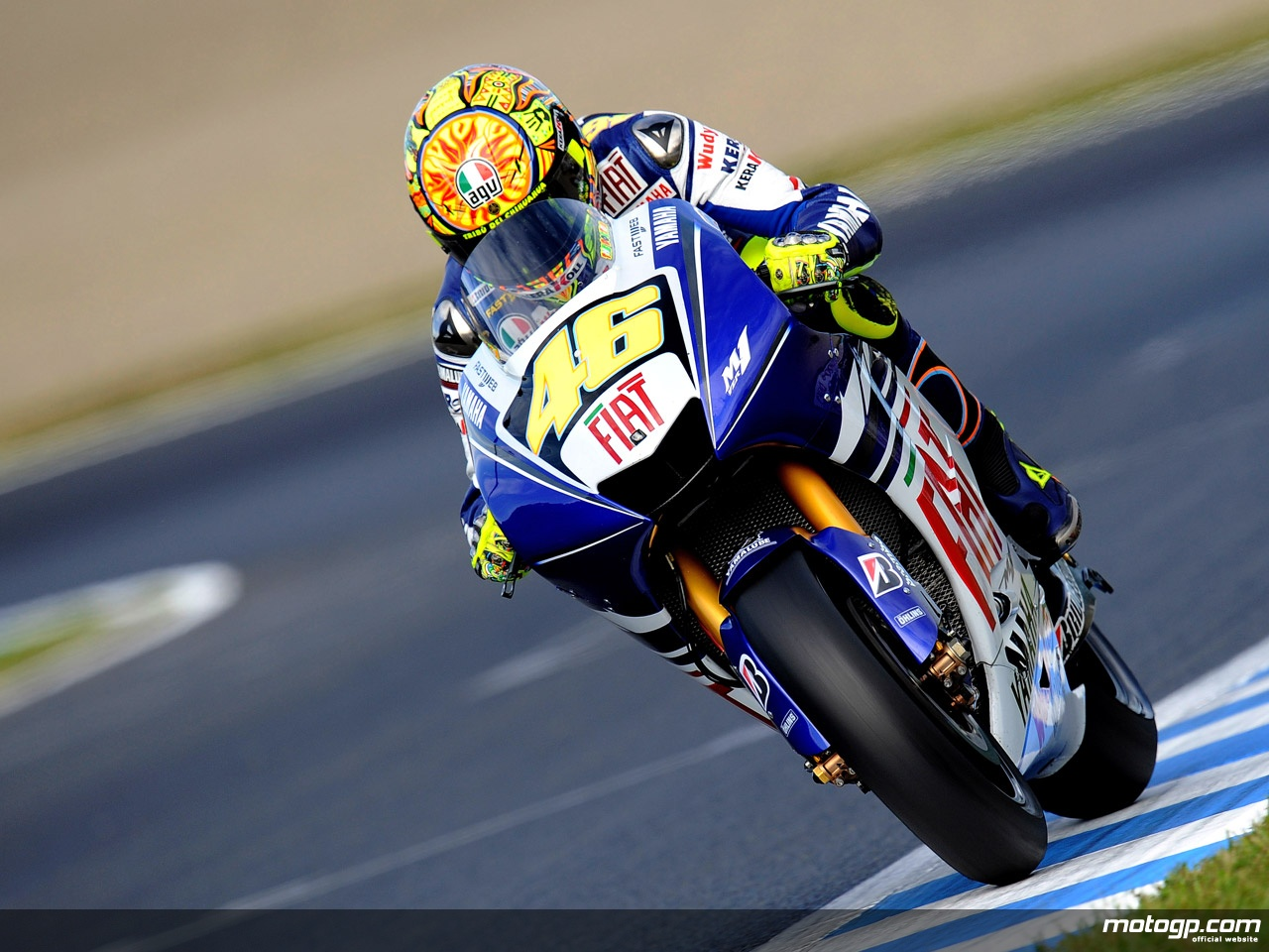 Moto GP Wallpaper