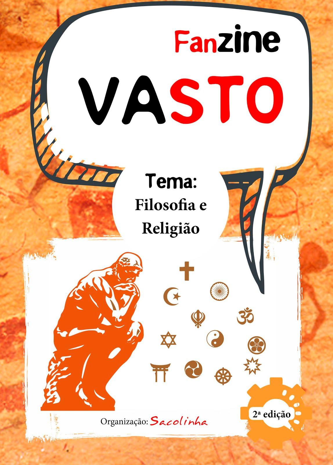 Fanzine Vasto - 2ª ed.