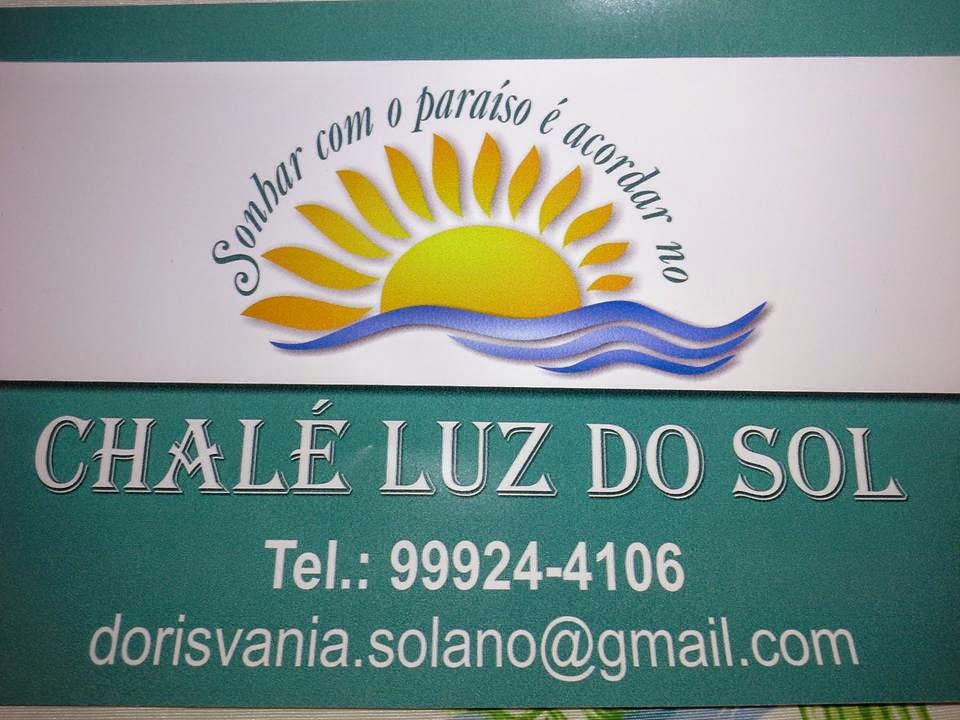 Chalé Luz do Sol