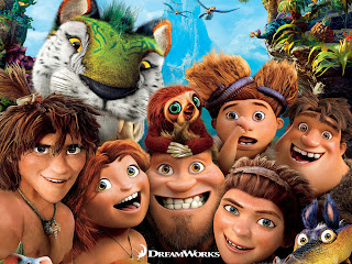 the croods hd by maceme wallpaper