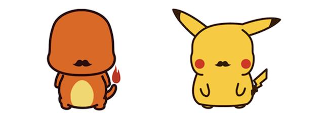 kartun pikachu comel