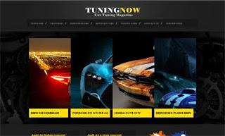 Tuning Now WordPress Theme