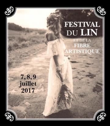 Festival du lin et de la fibre textile les 7,8 et 9 juillet 2017 dans la vallée du Dun