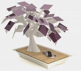 Bonsaï Solaire, Idées Écologiques et Technologiques
