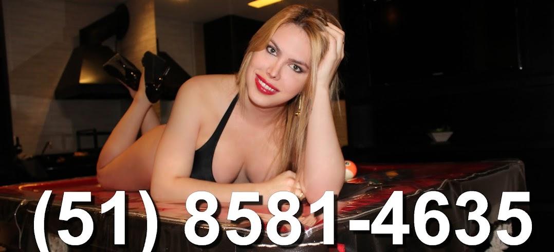 Luna Love Transex Porto Alegre 51 8581 4635