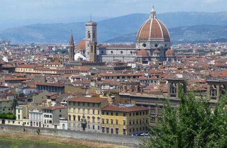 Santa Maria del Fiore, Duomo, Florencia, Italia