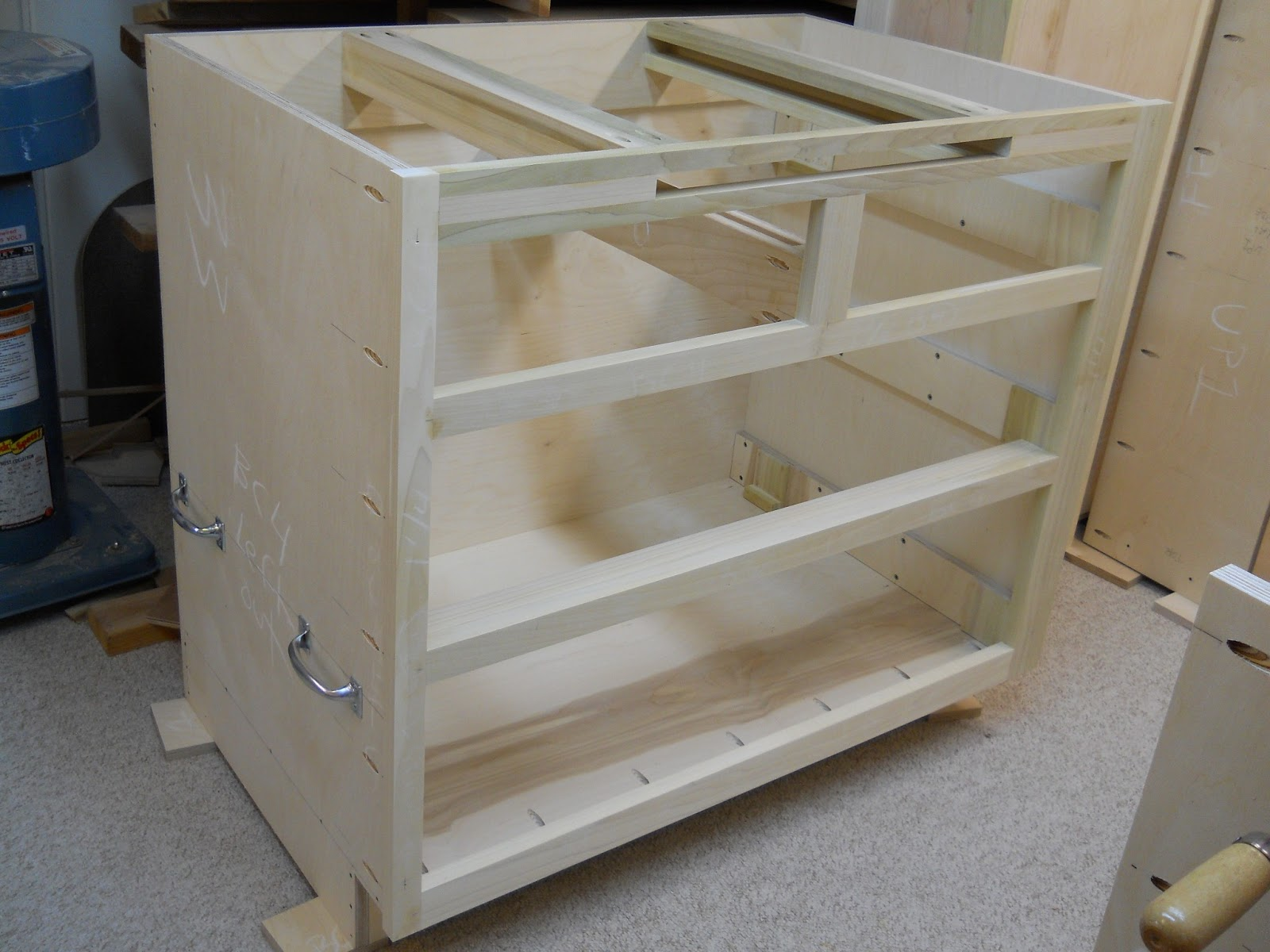 Strong Like Bull Base Cabinets