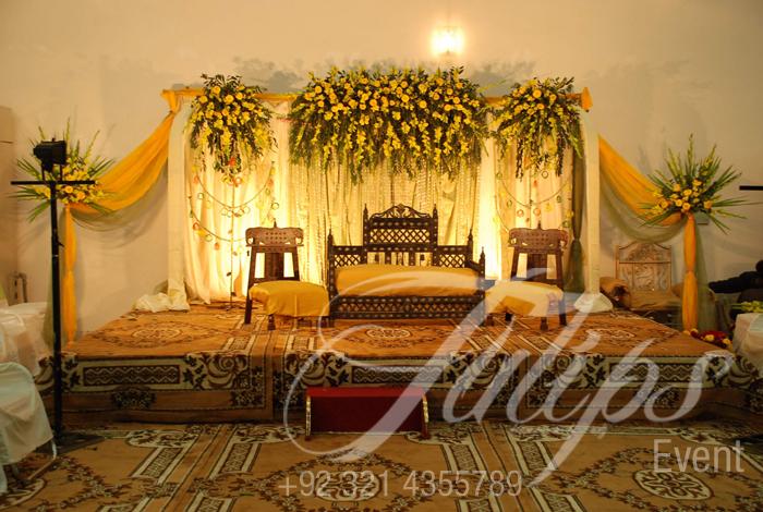 bestpakistanimehendistagedecorationdesigns 16 - Unique Wedding stage Decoration
