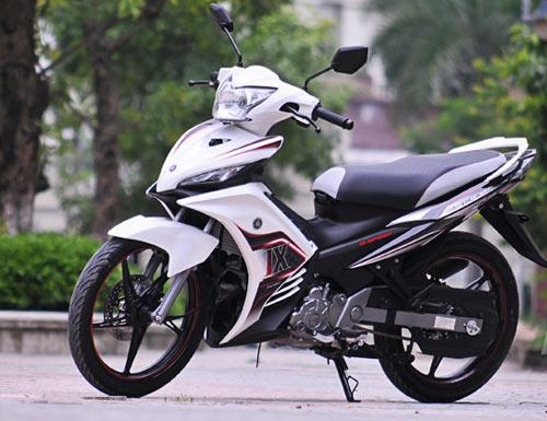 Yamaha Exciter côn tay - Những xe tay côn có giá dưới 50 triệu