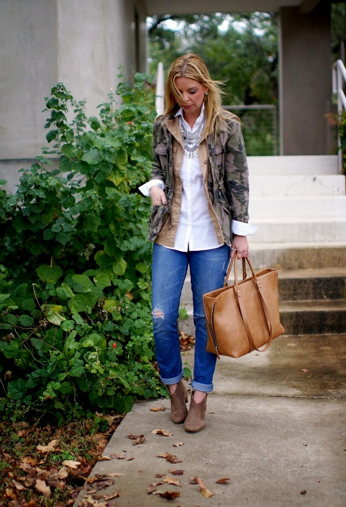 Fall layering outfit ideas