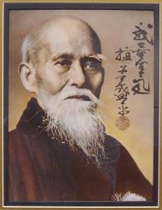 Maestro Morihei Ueshiba
