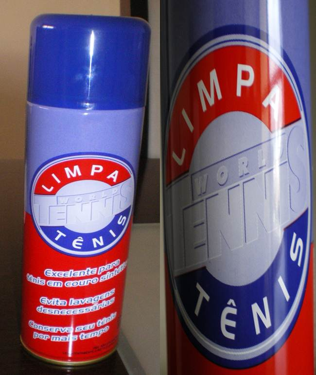 Limpa Tenis - Limpa Tudo - World Tennis - Portal de Entretenimento ... e1f991a8716b1
