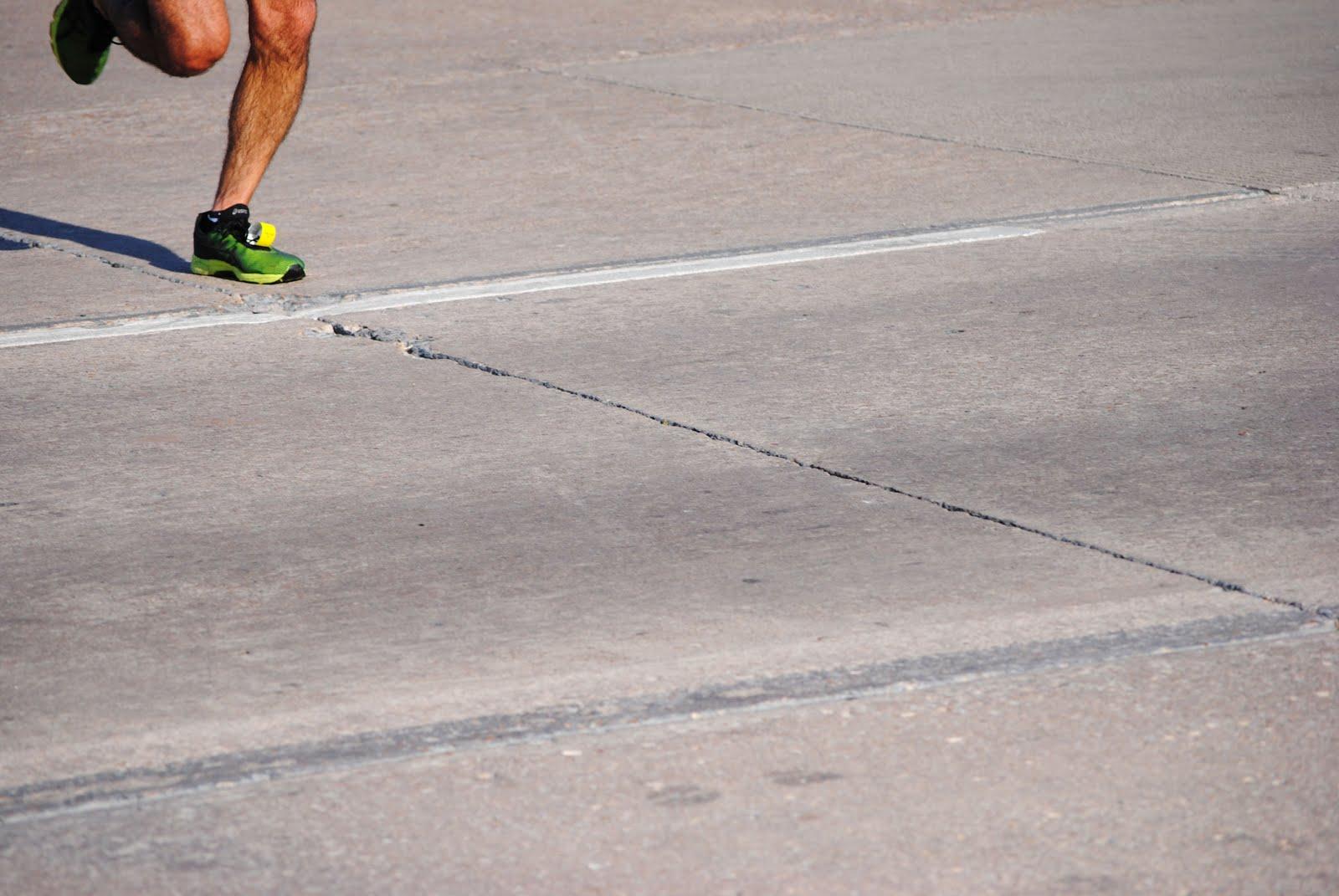 my first half marathon...