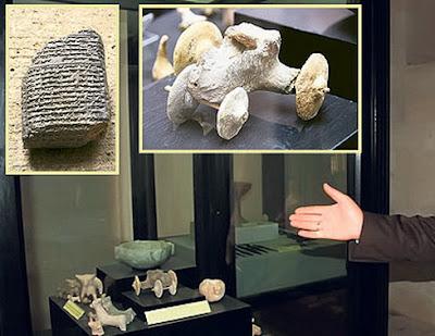 Mobil Mainan Berumur 7500 Tahun