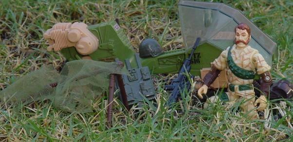 1990 Ambush, 1987 LCV