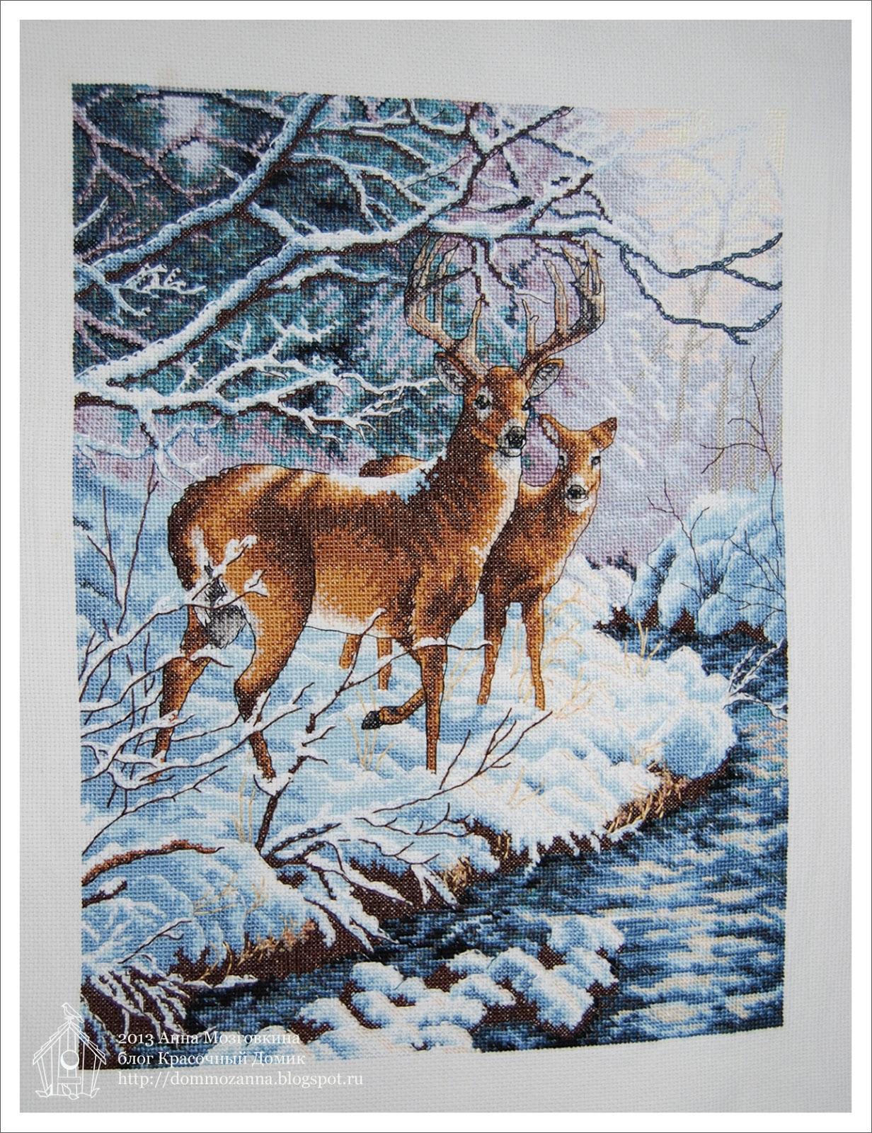 Creekside Deer Dimensions