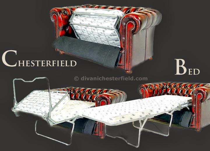 Divani chesterfield vintage usati e nuovi divano letto chester nuovo - Divano letto chesterfield ...