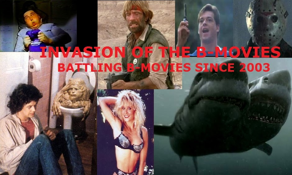 Invasion of The B Movies