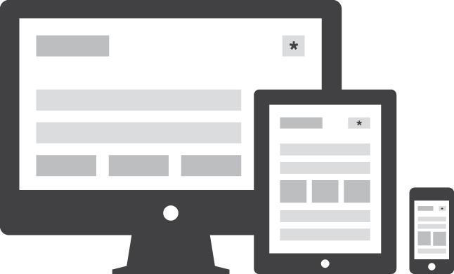 responsive web design diseño web adaptable flexible responsable sensible
