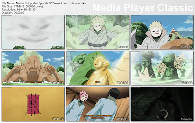 "DOWNLOAD FILM / ANIME NARUTO EPISODE 302 ""TEROR: JOKEY BOY"" BAHASA INDONESIA"