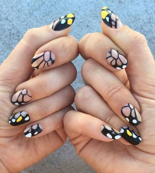 Floral Nails Designs | Nails