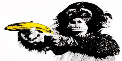 nous, les guenons qui mangeons des bananes