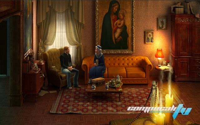 Gabriel Knight Sins of the Fathers HD PC Full Español