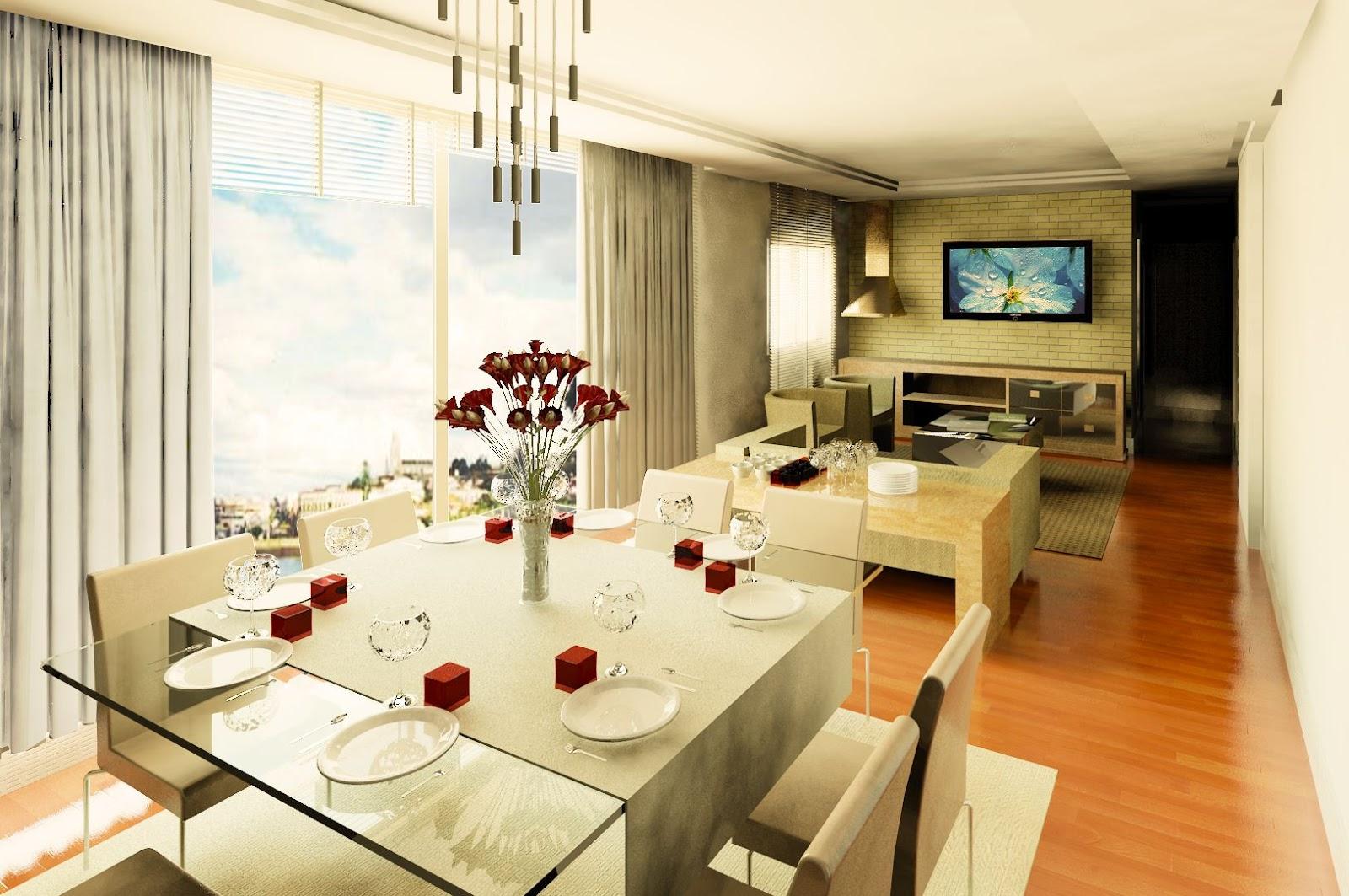 Luiz Henrique Arquitetura: Apartamento arejado com reaproveitamento de  #B2490C 1600 1063