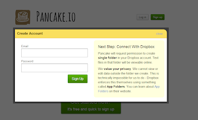 hosting at pancake.io