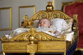 Prince Alexander of Sweden's Christening