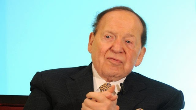 Sheldon Adelson Las Vegas Sand