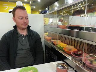 Running sushi Smíchov