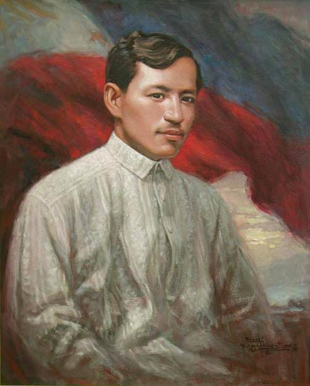 Jose Rizal Picture