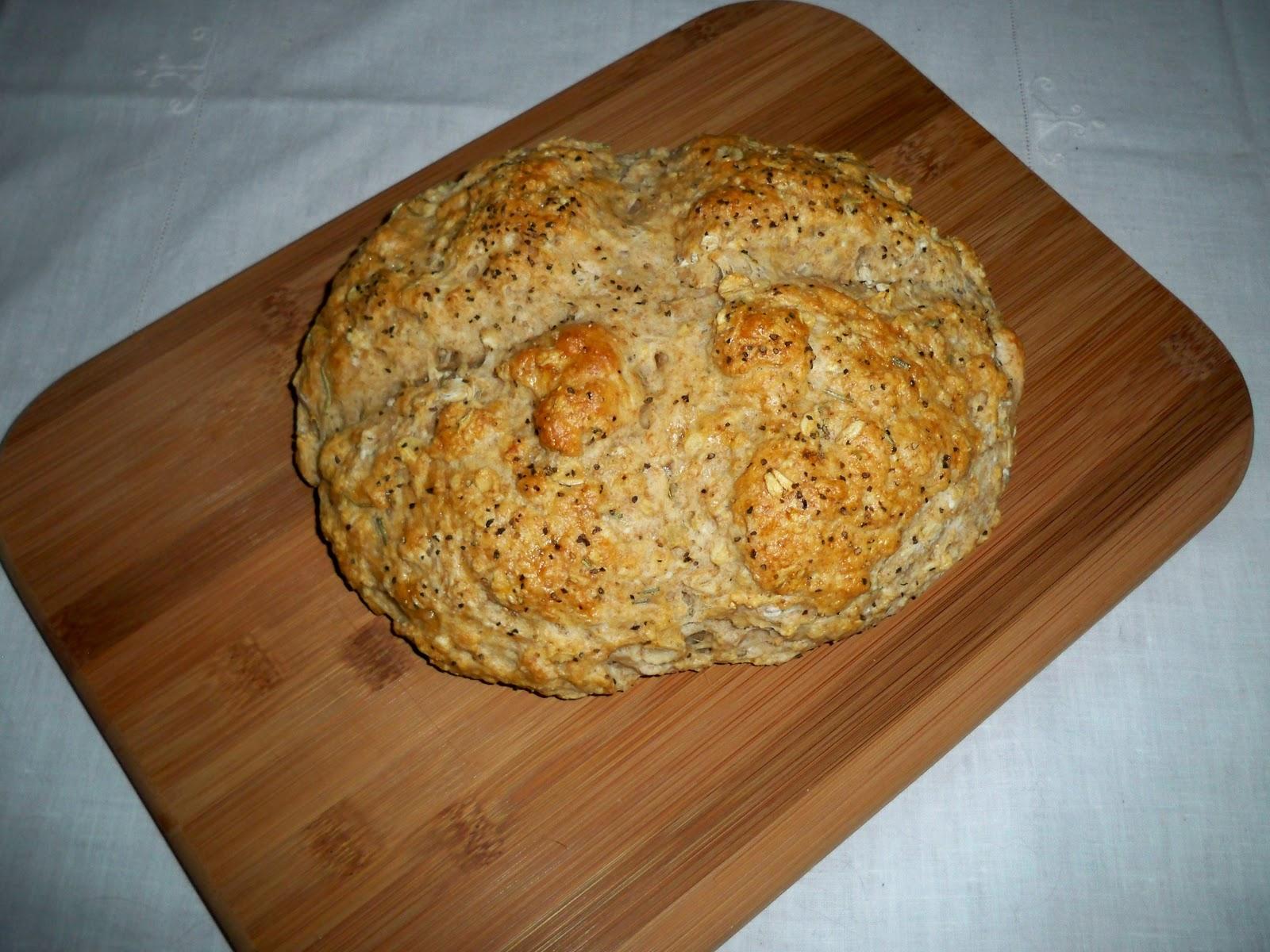 The Joyful Wife: Brown Butter Soda Bread