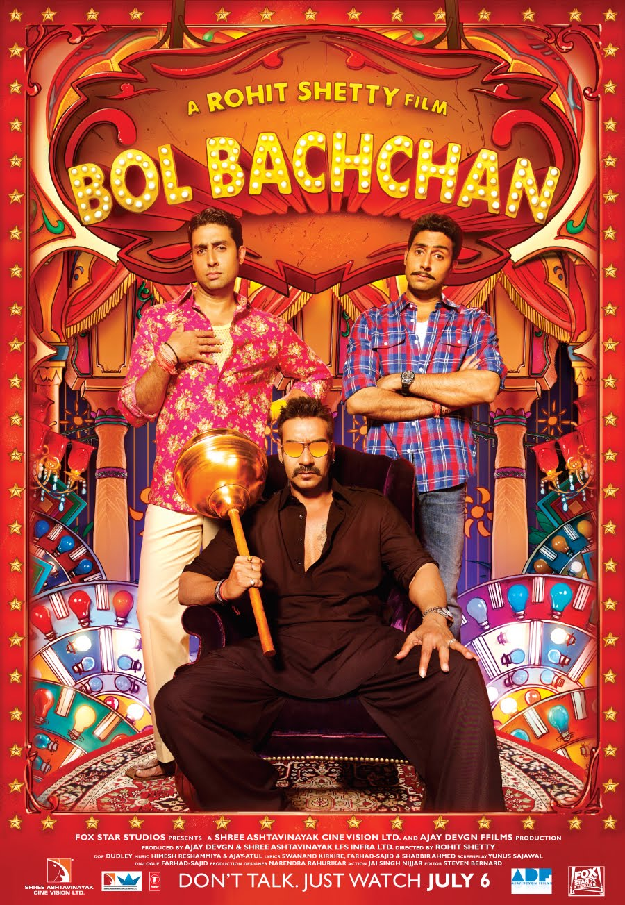 Bol Bachchan Cast and Crew