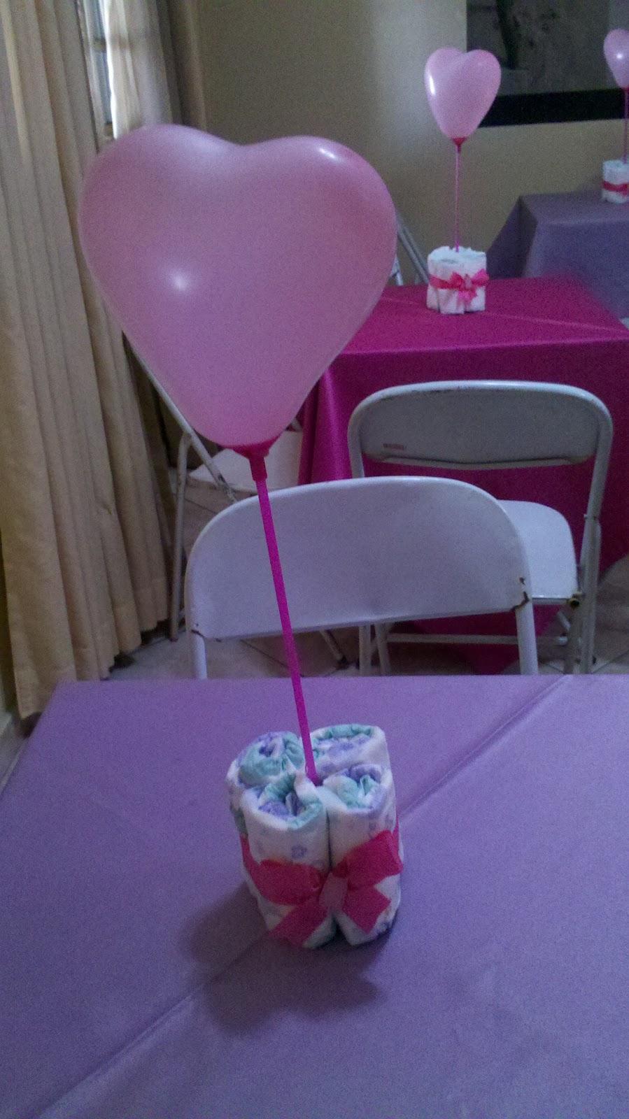 Centros mesa para baby despedida novedades fotolog hawaii - Novedades para baby shower ...