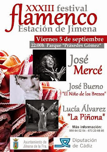 XXXIII Festival Flamenco de La Novena