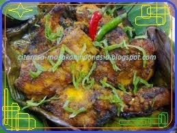 resep pais ayam,cara membuat pais ayam,pais ayam enak,pais ayam kampung,gambar pais ayam,pais ayam tulang lunak