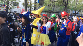 Snow white and Mario brothers