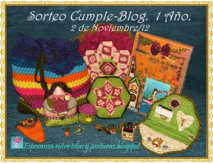 Apuntaros al cumpleblog de Esperanza
