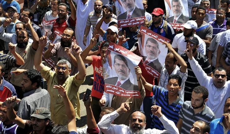 Mısır'da 500'den fazla Müslüman Kardeşler üyesi idam cezasına çarptırıldı