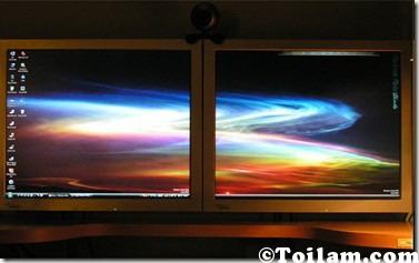 Dual màn hình