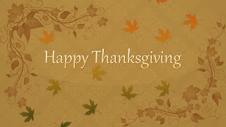 Happy Thanksgiving, part 3