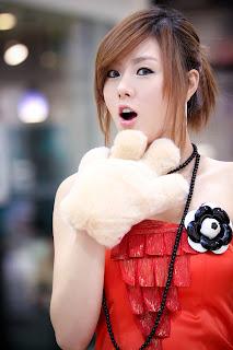 Hwang Mi Hee cantik hot