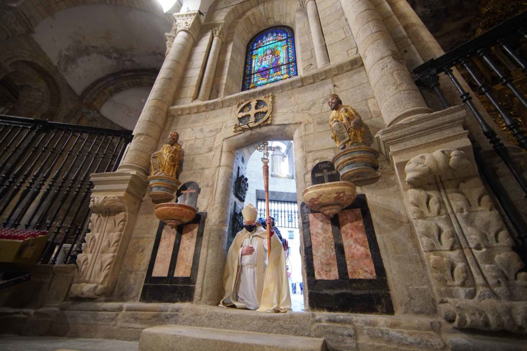 Apertura Puerta Santa Año Jacobeo