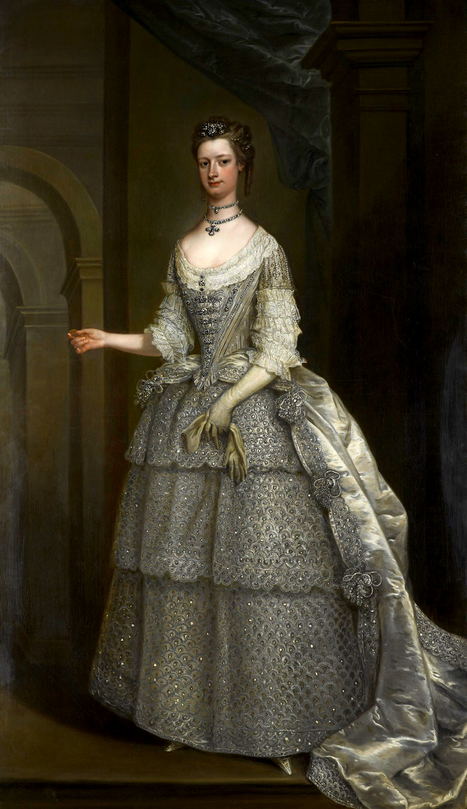 of Louis XV - 1715 - 1774 ...Fashion abruptly shifted when Louis XIV ...