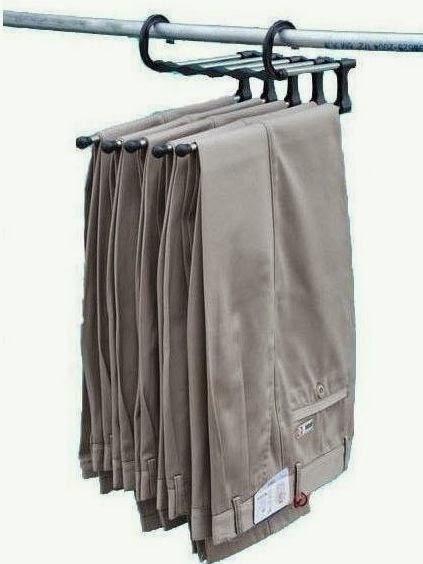 Penyangkut Seluar 5 dalam 1 5 way trousers hanger